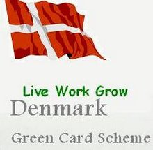 danish green card